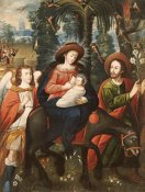 Unknown - The Flight Into Egypt