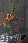 Felix Vallotton - Bouquet De Capucines