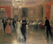 Frederick Vezin - At The Ball