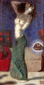 Franz Von Stuck - Dancing Salome