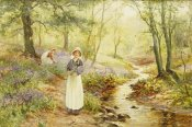 Ernest Walbourn - Picking Bluebells