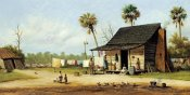 William Aiken Walker - Laundry Day