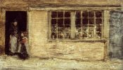 James McNeill Whistler - The Shop Window