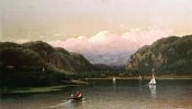 Lemuel Maynard Wiles - Highlands of The Hudson - View Near West Point