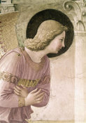 Fra Angelico - Annunciation - Detail 3