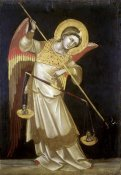 Guariento di Arpo - Archangel Michael II