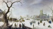 Hendrick Avercamp - Winter Pleasure