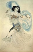Leon Bakst - Dance of The Seven Veils (Salome)