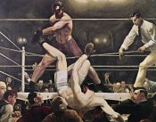 George Bellows - Dempsey & Firpo
