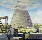 Vittorio Bianchini - Building The Tower of Babel