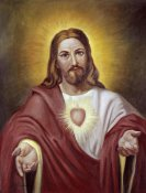 Vittorio Bianchini - Sacred Heart of Jesus