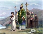 Vittorio Bianchini - Saint Patrick Journeys To Tara