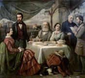 Carlo-Felice Biscarra - Meeting With Garibaldi