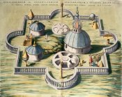 Joan Blaeu - Stellebourg Observatory and Instruments