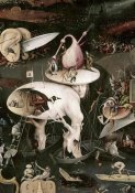 Hieronymus Bosch - Garden of Earthly Delights - Detail #8