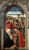 Aelbrecht Bouts - Adoration of The Magi