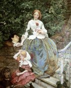 Ford Madox Brown - Stages of Cruelty
