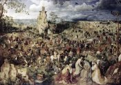 Pieter Bruegel the Elder - The Procession to Calvary
