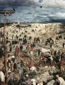 Pieter Bruegel the Elder - The Procession to Calvary (Detail) (II)