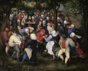 Pieter Bruegel the Elder - Village Celebration (II)