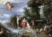 Jan Brueghel the Elder - Allegory of The Elements
