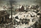 Pieter Bruegel the Elder - Census at Bethlehem