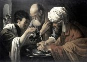 Hendrick ter Brugghen - Pilate Washing His Hands