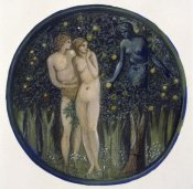 Sir Edward Burne-Jones - Temptation