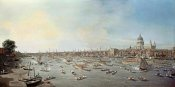Canaletto - London & The Thames