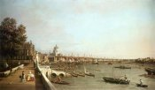 Canaletto - London From Somerset House
