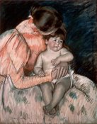 Mary Cassatt - Mother and Child