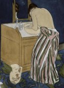 Mary Cassatt - Woman Bathing