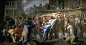 Philippe de Champaigne - Transferring The Bodies of St. Gervase and St. Protase