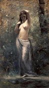 Jean-Baptiste-Camille Corot - Nymph at The Source