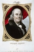 Currier and Ives - Benjamin Franklin
