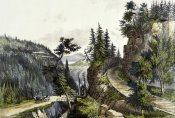 Currier and Ives - Pennsylvania Railroad Scenery