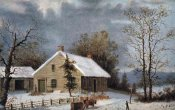 Currier and Ives - Winter Wood