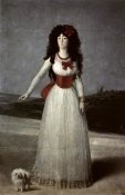 Francisco De Goya - 13th Duchess of Alba