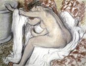 Edgar Degas - Leaving the Bath (Le Sortie du Bain)