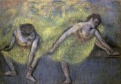 Edgar Degas - Two Dancers at Rest