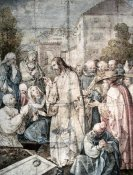 Albrecht Durer - Resurrection of Lazarus