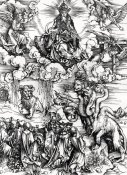 Albrecht Durer - The Whore of Babylon