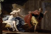 Filippo Falciatore - Joseph & Potiphar's Wife