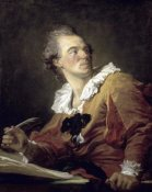Jean Honore Fragonard - Inspiration