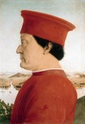 Piero della Francesca - Duke of Urbino