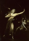Henry Fuseli - Lady Macbeth Sleepwalking