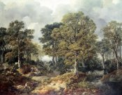 Thomas Gainsborough - Gainsborough's Forest