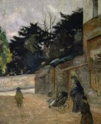 Paul Gauguin - Children In The Street
