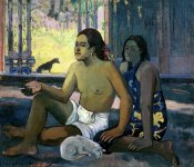 Paul Gauguin - Eiaha Ohipa (Not Working)