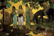 Paul Gauguin - Harvest of Fruit Cuisine